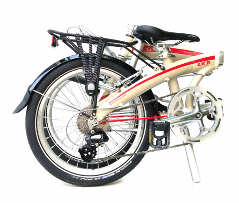 "CX8 Oyama 20""  8 Speed Folding Bike - Buy Online"