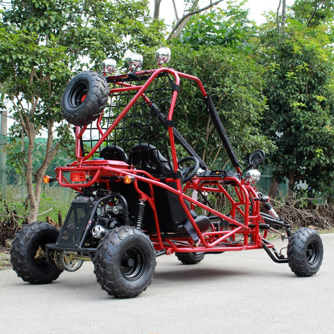 Dongfang Motor 125CC Off-Road Gas Go Kart DF125GKB - Buy Online