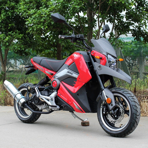 Dongfang Motor 50CC Gas Motorcycle Scooter DF50STT