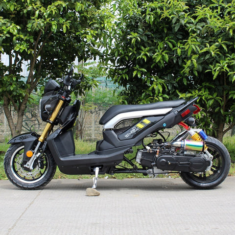 Dongfang Motor 50CC Gas Motorcycle Scooter DF50STF - Buy Online