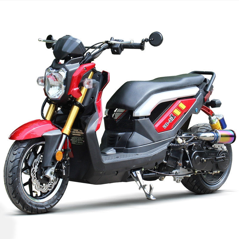 Dongfang Motor 50CC Gas Motorcycle Scooter DF50STF