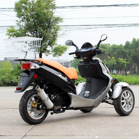 Dongfang Motor 50CC Gas Trike Tricycle DF50TKA - Buy Online