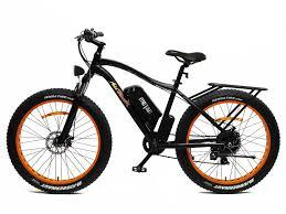 Addmotor MOTAN M550 P7 750W 26 inch Fat Tire Electric bike - Buy Online