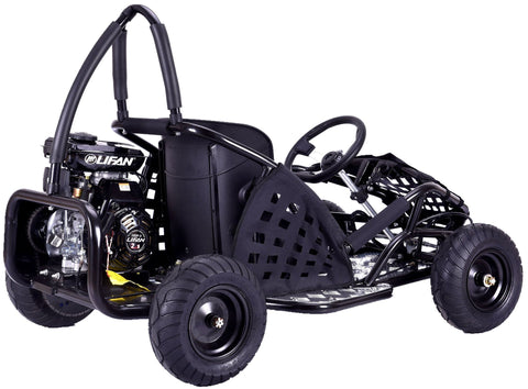 Go-Bowen Baha X 79CC Fully Automatic Gas Go Kart, Fully Assembled - Buy Online