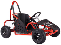 Go-Bowen Baha X 79CC Fully Automatic Gas Go Kart, Fully Assembled
