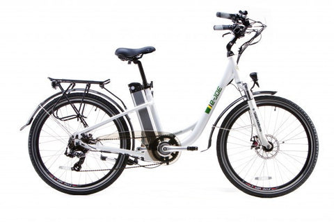 E-JOE ANGGUN 3.0 36V Step Through Long Range Electric Commuter Bike - Buy Online