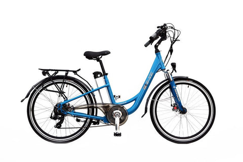 2016 e-JOE ANGGUN 3.0 Electric Bike - Step Through Long Range Commuter E-Bike - Buy Online