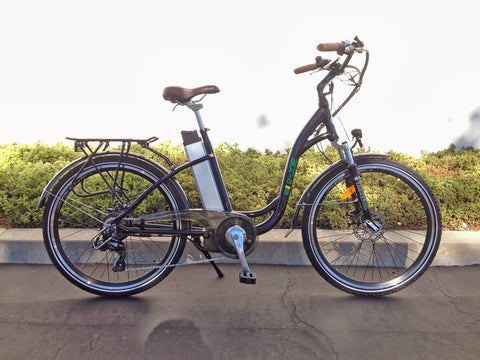 E-JOE ANGGUN 3.0 36V Step Through Long Range Electric Commuter Bike