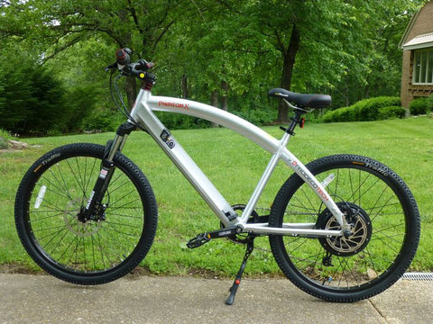 PRODECOTECH PHANTOM XR V5 36V 400W Electric Bicycle - Buy Online