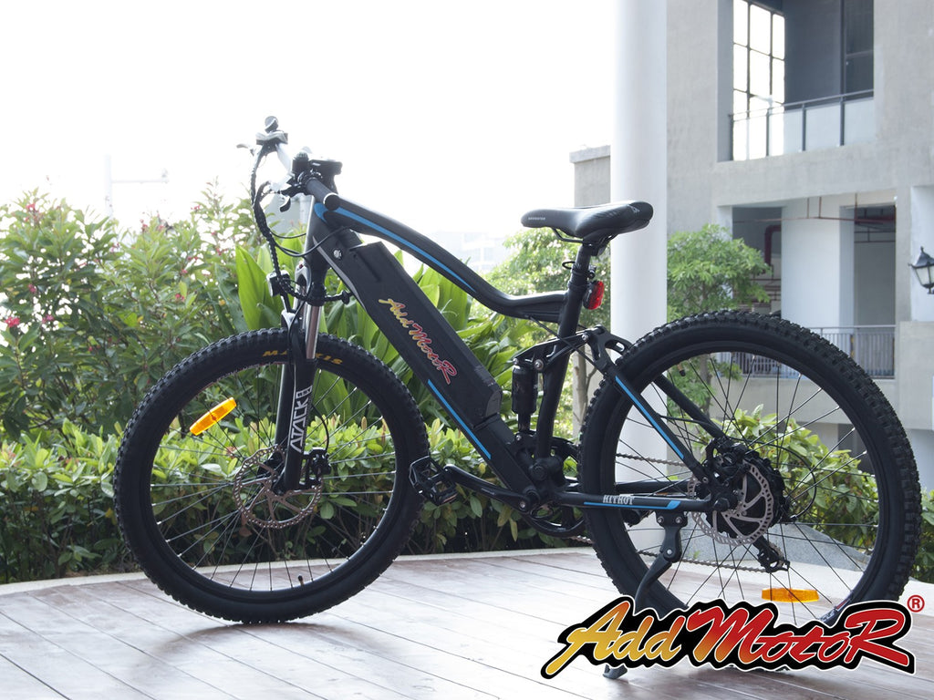 Addmotor Hithot H1 Platinum 500w 48v Electric Mountain
