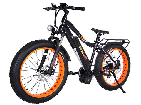 Addmotor MOTAN M5800 1000W 48V  Fat Tire Electric Bike - Buy Online