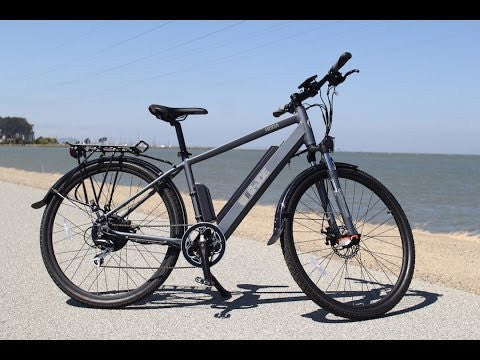 2018 E-JOE KODA 500W 7 Speed Aluminum Frame Electric Commuter Bike - Buy Online