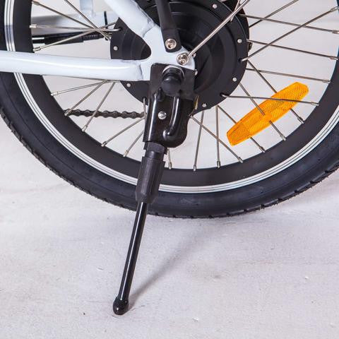 GREEN BIKE USA GB1 Folding Electric Bike Compact Aluminium Frame Pedal Twist Throttle - Buy Online