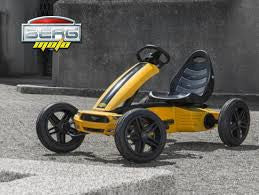 Berg USA Ford Mustang GT Body Powered Go Kart - Buy Online