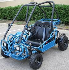 KANDI USA 125CC 2-Seat Off-Road Gas Go Kart, KD-125FM5 - Buy Online