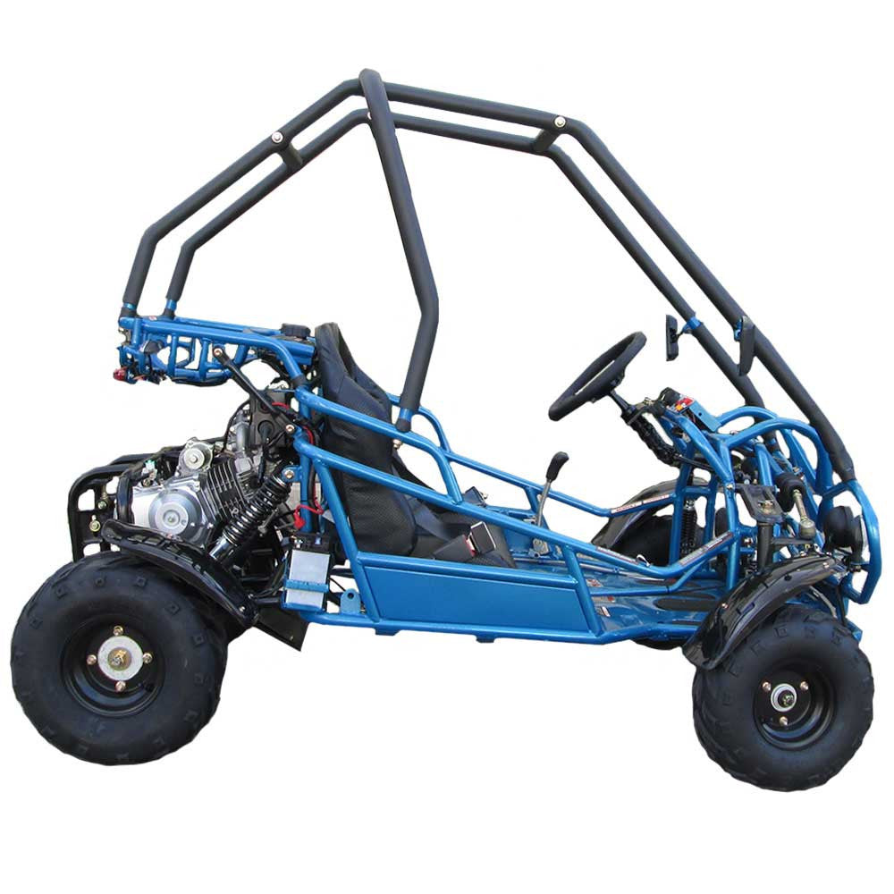 KANDI USA 125CC 2-Seat Off-Road Gas Go Kart, KD-125FM 5 TAKE $20 OFF ...