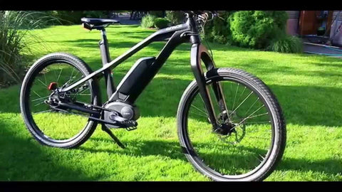Grace MX II Trail 400W 11.6Ah Bosch MTB Electric Mountain Bike - Buy Online