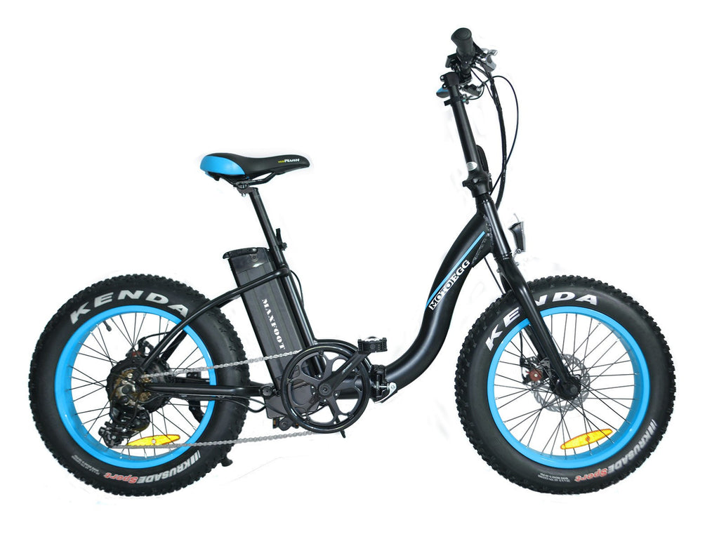 Addmotor Maxfoot Mf 24 M140 500w 48v Fat Tire Folding