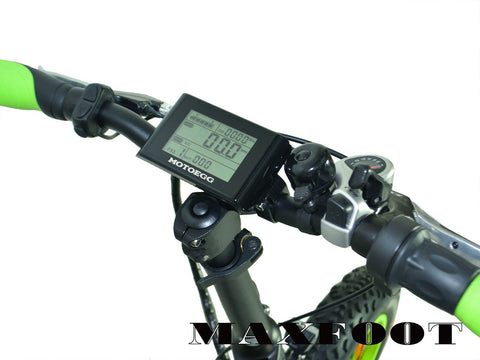 Addmotor Maxfoot M140 500W 48V Fat Tire Folding Electric Bike - Buy Online