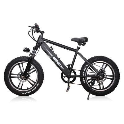 "NAKTO DISCOVERY 20"" 48V 350W 6 SPEED FAT TIRE ELECTRIC BIKE - Buy Online"