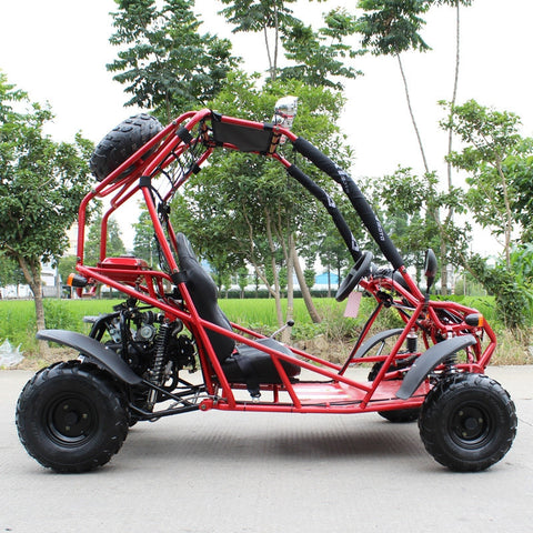 Dongfang Motor 125CC Off-Road Gas Go Kart DF125GKA - Buy Online