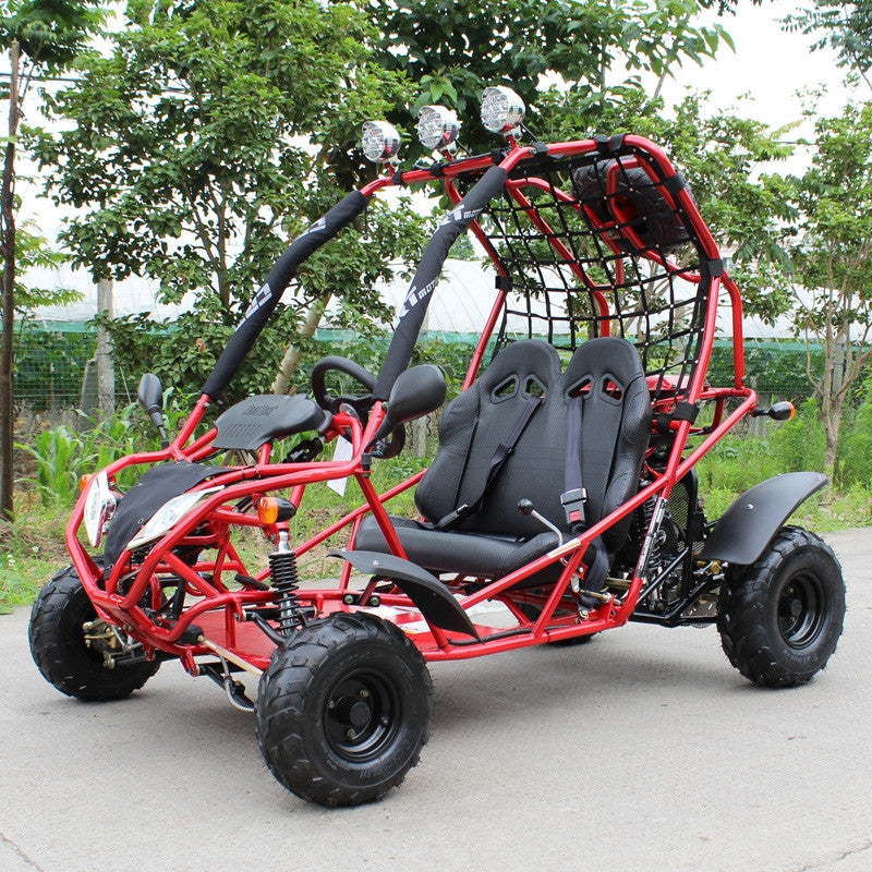 dongfang motor free shipping 125cc off road gas go kart. Black Bedroom Furniture Sets. Home Design Ideas
