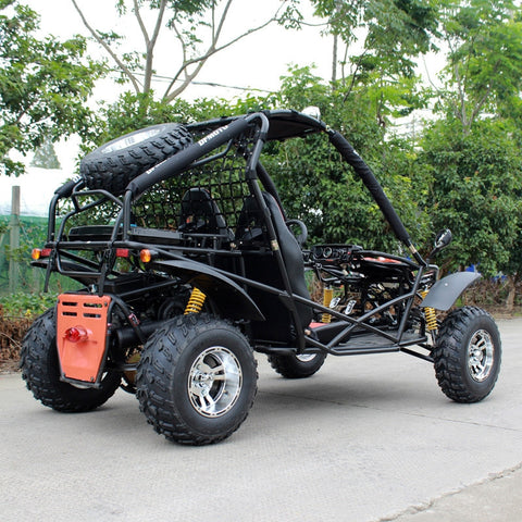 Dongfang Motor Captain 200CC Off-Road Gas Go Kart DF200GKA - Buy Online