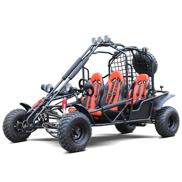 Dongfang Motor Free Shipping 200cc Off Road Gas Go Kart