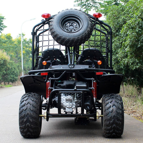 Dongfang Motor 200CC 4-Seater Off-Road Gas Go Kart DF200GKE - Buy Online