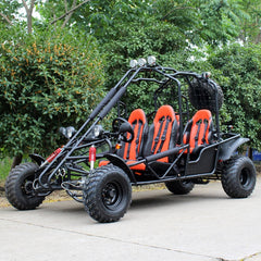 Dongfang Motor 200CC 4-Seater Off-Road Gas Go Kart DF200GKE