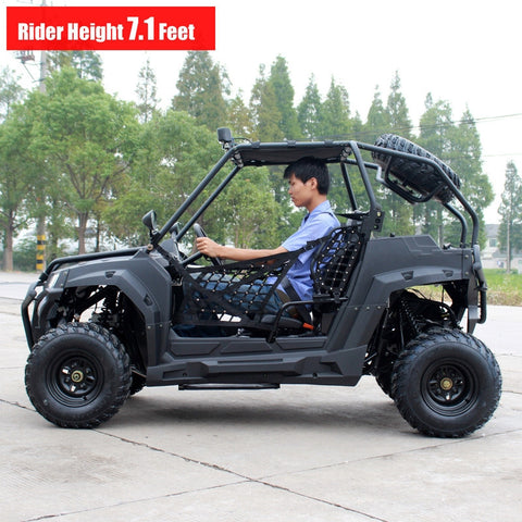 Dongfang Motor Armored 200CC Off-Road Gas Go Kart DF200GKV-N - Buy Online