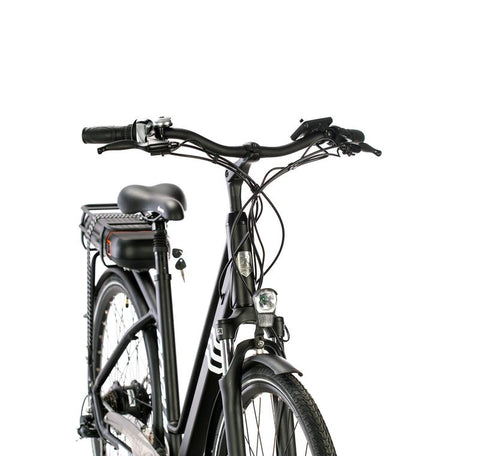 Populo Lift 350W 36V 10.4Ah LED Folding Electric Bike - Buy Online