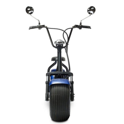 PET PRIORITY THE BIGFOOT 1000W 60V Lithium Powered Electric Scooter - Buy Online