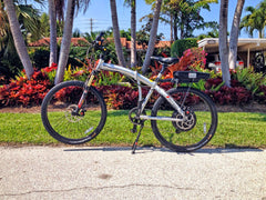 PRODECOTECH GENESIS 300 V5 8 Speed Folding Electric Bicycle