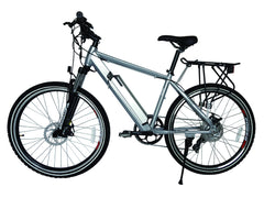 X-Treme Baja 48Volt Folding Electric Mountain Bicycle - 48V LifePo4 Lithium Powered