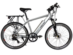 X-Treme Baja 36 Volt Folding Electric Mountain Bicycle - 36 V LifePo4 Lithium Powered - Buy Online