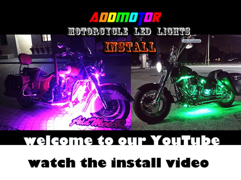 AddMotor LED Light Kits - Buy Online