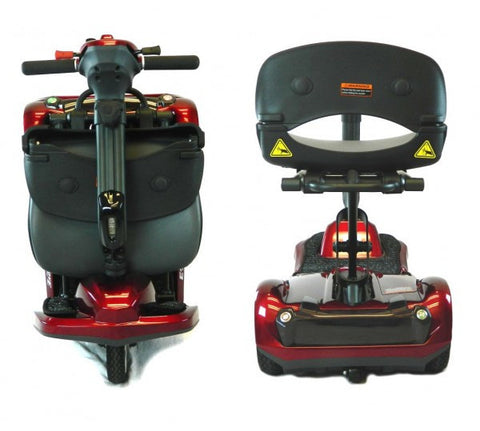 EV Rider Transport AF Automatic Folding Electric Mobility Scooter S21A - Buy Online
