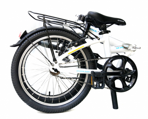 "SKYLINE 1 OYAMA 20"" FOLDING BIKE - Buy Online"