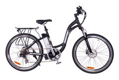 X-Treme Trail Climber Step Through Womens Electric Bike - Lithium Powered