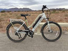 Surface 604 Rook 500W 48V Step-Through Lithium Electric Cruiser Bike