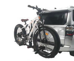 Hollywood Racks Sport Rider SE2 Electric Hitch Bicycle Rack 2 Fat Tire Bikes HR1455E - Buy Online