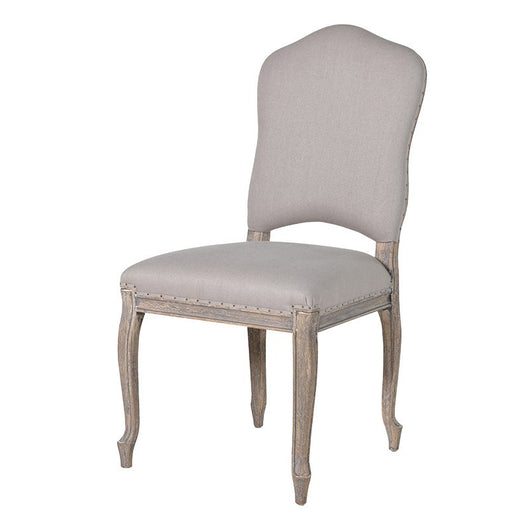 Grey French Dining Chair