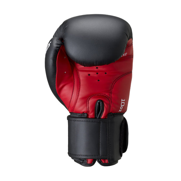 Fuel Boxing Glove-Boxing Gloves-BLACK/RED-8OZ-2AA007-089-8OZ-Onward