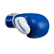 Colt Boxing Glove-Boxing Gloves-BLUE/WHITE-8OZ-2AA005-470-8OZ-Onward
