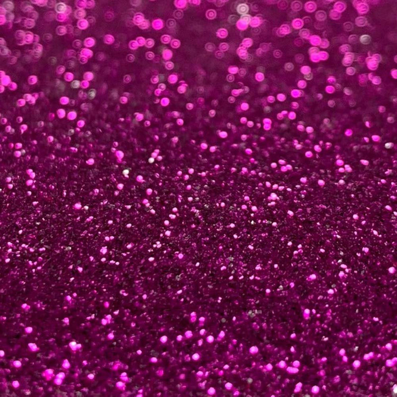 Fuchsia HTV Iron on Glitter Vinyl