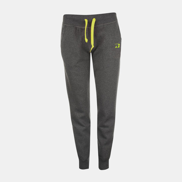 Dabs Ladies Performance Trouser- Charcoal - DABS® Fitness Wear