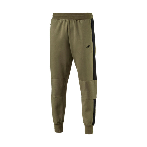 Dabs Mens Trackster Pants-Army green