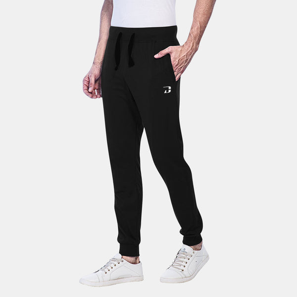 Dabs Men's Performance Pants- Black - dabs-fitness