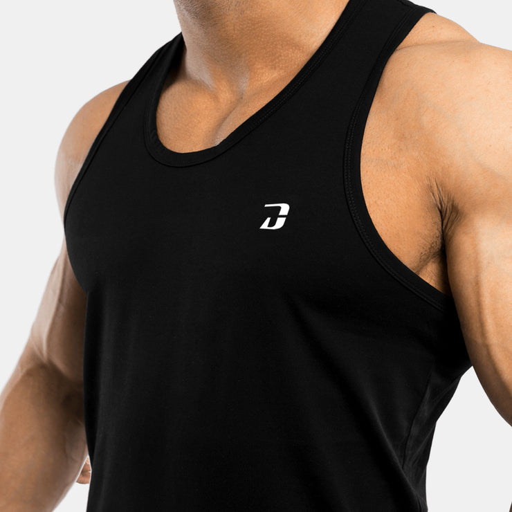 Dabs Mens Drop Tank - dabs-fitness